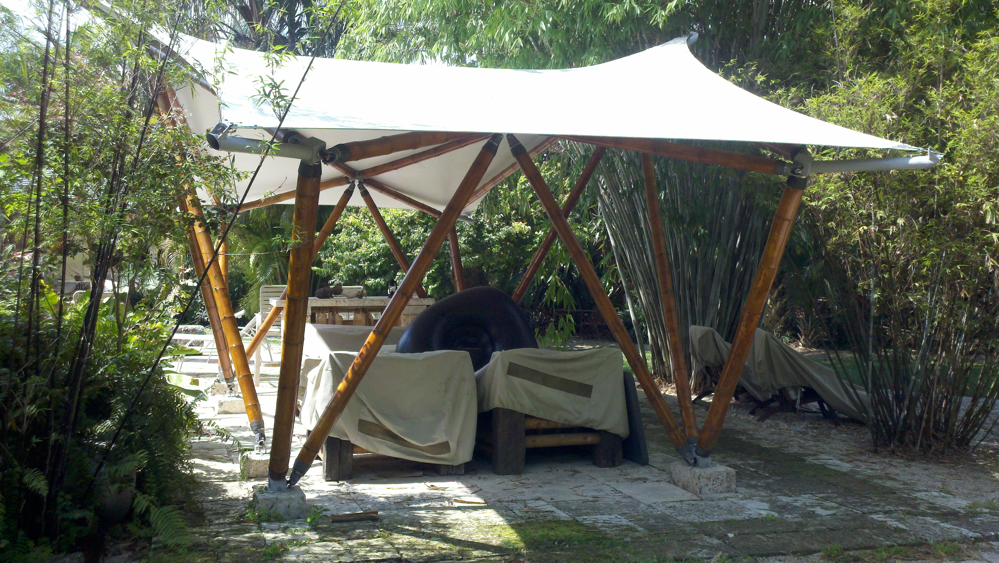 custom bamboo structure South Miami. PrevNext. 123456789101112131415161718192021222324252627282930 & KoolBamboo